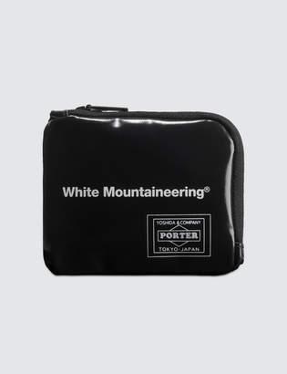 White Mountaineering x Porter Wallet