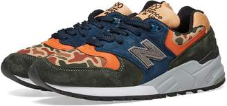 New Balance M999NI 'Duck Camo' - Made in the USA