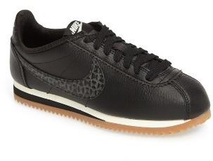 Women's Nike Cortez Running Shoe $90 thestylecure.com