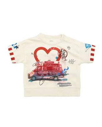 Burberry Adella Ice Cream T-Shirt, Size 12M-3