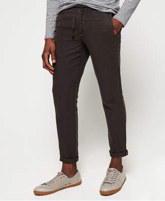 Superdry International Linen Beach Pants