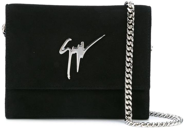 Giuseppe Zanotti Design chain strap shoulder bag