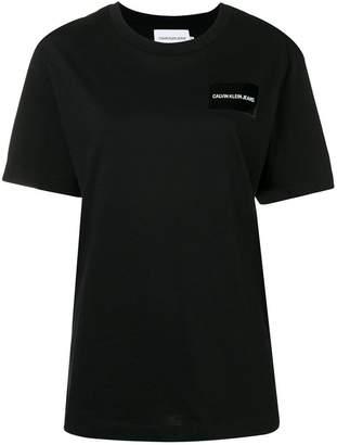 Calvin Klein Jeans logo boyfriend T-shirt