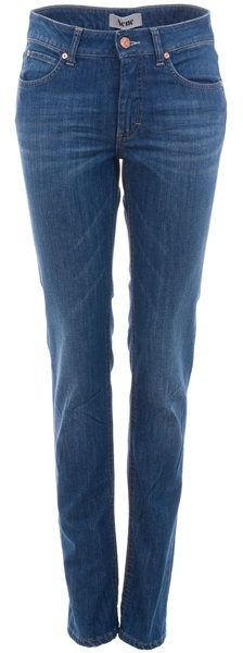 ACNE - Hex Lena light blue skinny jeans