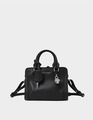 Alexander McQueen Mini Padlock Ziparound bag
