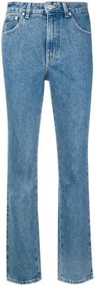 Chiara Ferragni Flirting straight-leg jeans