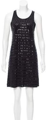 Calypso Sleeveless Sequin Dress