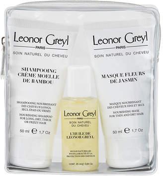 Leonor Greyl Paris Luxury Travel Kit for Dry Hair