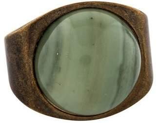 Fendi Jasper Cocktail Ring