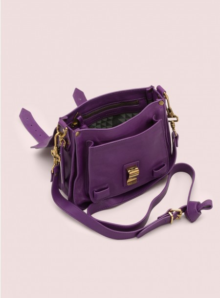 Proenza Schouler PS1 Pouch Leather