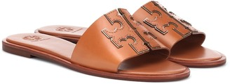 Tory Burch Ines leather slides