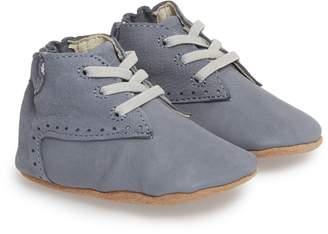 Robeez R) William Chukka Boot Crib Shoe