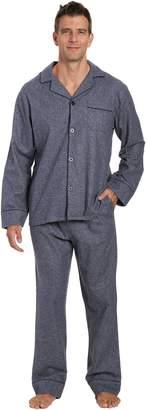 Mens Brushed Cotton Pyjamas - ShopStyle Canada c7fca6405