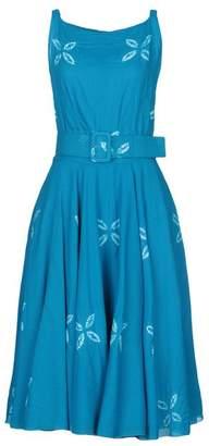 Samantha Sung 3/4 length dress
