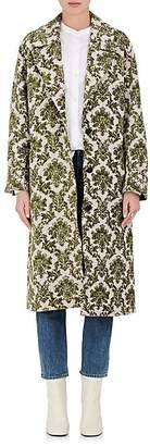 Robert Rodriguez Women's Brocade Overcoat