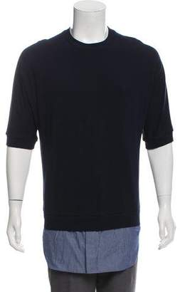 3.1 Phillip Lim Mock Bottom Sweater w/ Tags