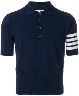 Thom Browne polo shirt sweater