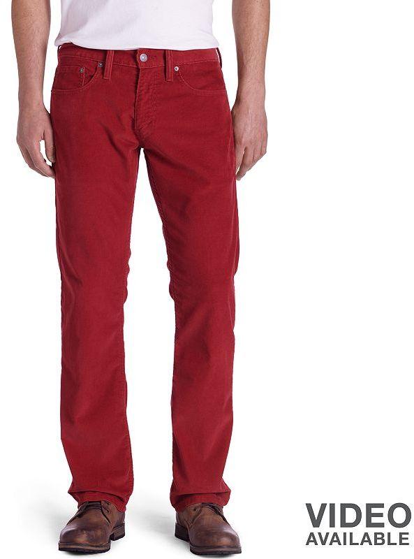 Levi's 514 straight pants - men