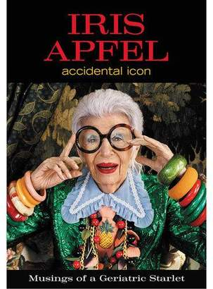 Harper Collins Iris Apfel: Accidental Icon Book