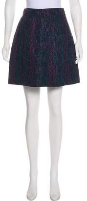 Marc by Marc Jacobs Lace Mini Skirt