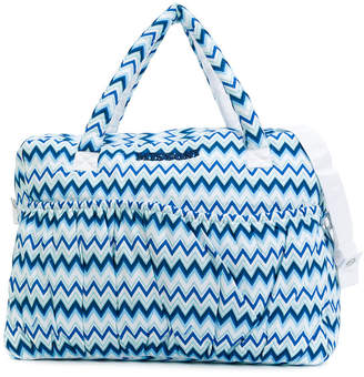 Missoni Kids zig-zag changing bag