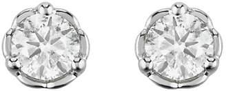 Enchanted 9ct White Gold 0.50ct tw Diamond Earrings