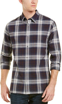 Vince Square Hem Shirt