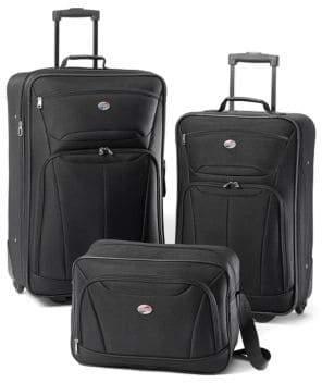 American Tourister Fieldbrook II 3-Piece Luggage Set