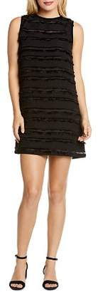 Michael Stars Fringe Trim Dress