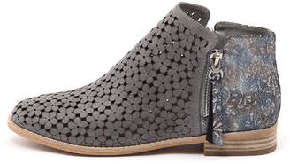 Django & Juliette Alex Old gold-old go Boots Womens Shoes Casual Ankle Boots