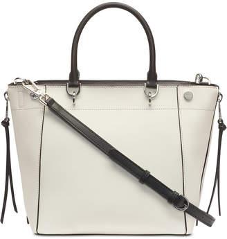 Calvin Klein Susan Leather Satchel