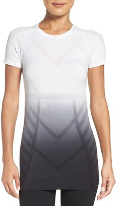 Women's Climawear Power Up Dip Dye Tee $42 thestylecure.com