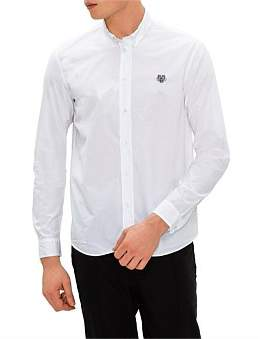 Kenzo Button Down Tiger Casual Fit