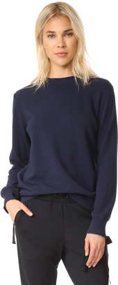 Clu Tie Detailed Pullover $262 thestylecure.com