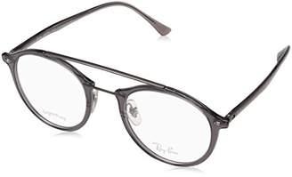 Ray-Ban Women's 7111 Optical Frames, Negro