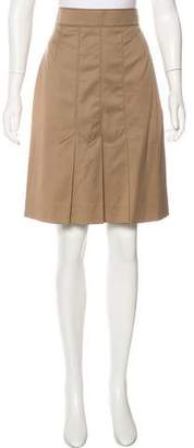 Akris Punto Knee-Length Pencil Skirt