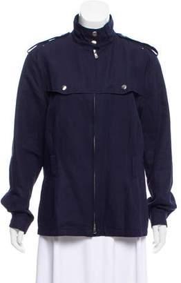 Emilio Pucci Casual Zip-Up Jacket
