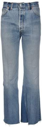 RE/DONE Re-done Leandra Cropped Jeans