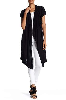 Laundry By Shelli Segal Short Sleeve Knit Cardigan $54.97 thestylecure.com
