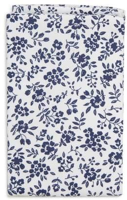 Nordstrom Floral Cotton Pocket Square
