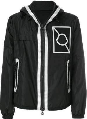 Moncler x craig green reflective strip detail jacket