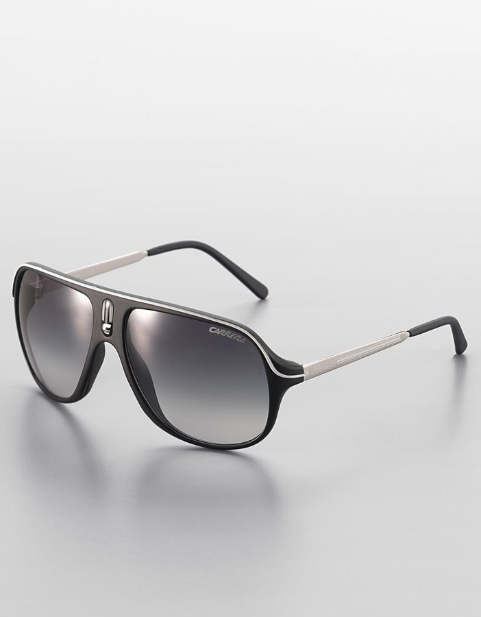 CARRERA Safari Plastic Aviator Sunglasses