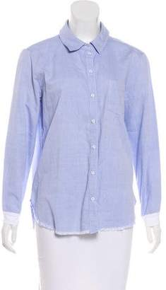 Stateside Button-Up Long Sleeve Top