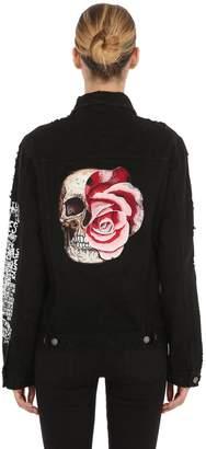 Dom Rebel Skull Jacket