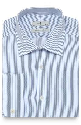 J by Jasper Conran Big And Tall Blue Striped Tailored Fit Shirt