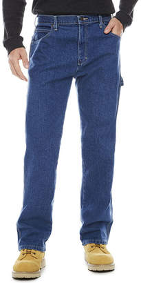 Dickies 16293 Men's Stretch Straight Relaxed Fit Jean