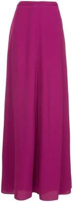 Layeur A-line maxi skirt