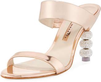 Sophia Webster Jumbo Rosalind 50mm Ball-Heel Slide Sandal