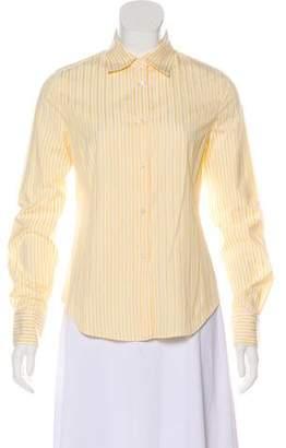 Loro Piana Long Sleeve Button-Up