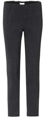 Brunello Cucinelli Cropped wool trousers